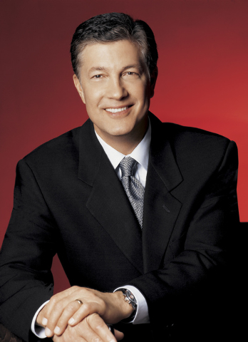 In an undated file photo provided by Target Corp., Gregg Steinhafel is shown. Target said Monday, May 5, 2014, that Chairman and CEO Steinhafel is out, nearly five months after the retailer disclo ...