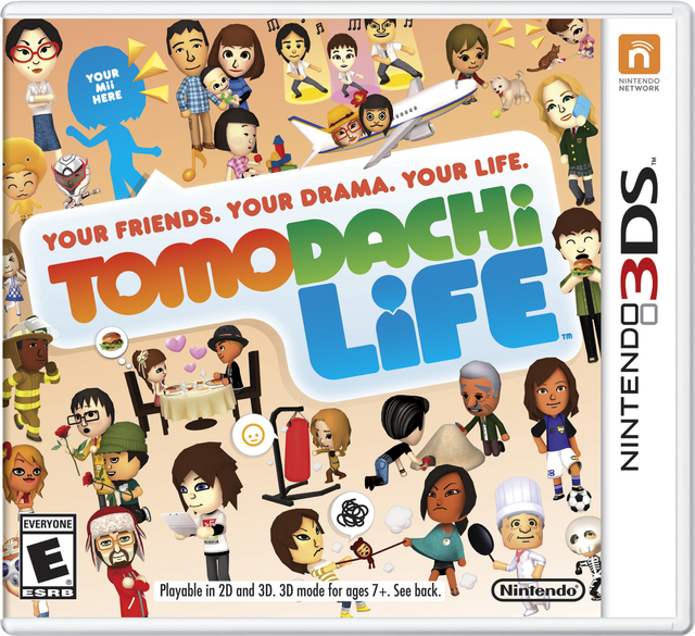 """This photo provided by Nintendo shows the cover of the video game, """"Tomodachi Life."""" Nintendo is apologizing and pledging to be more inclusive after being criticized for not recognizing same-sex r ..."""