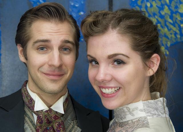 "Oscar Wilde's classic comedy ""The Importance of Being Earnest"" opens a three-weekend run at the Onyx Theatre. Photo credit: Richard Brusky. Courtesy photo."