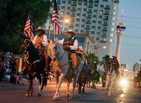 This year's Helldorado Days has been designated a Nevada Sesquicentennial event. (Review-Journal File)