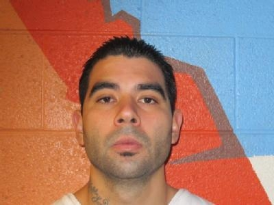 In this undated photo provided by the Utah Department of Corrections shows Jose Angel Garcia Juaregui. Officials say Utah County sheriff's Sgt. Cory Wride had stopped to check on a truck that appe ...