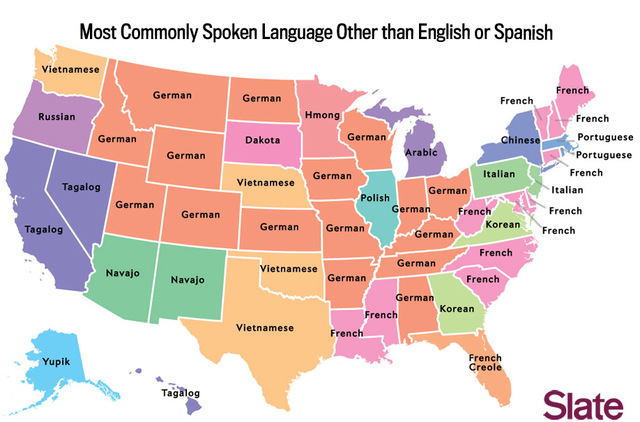 Whats The Most Common Language In Your Home State Las Vegas - What's the most common language in the world