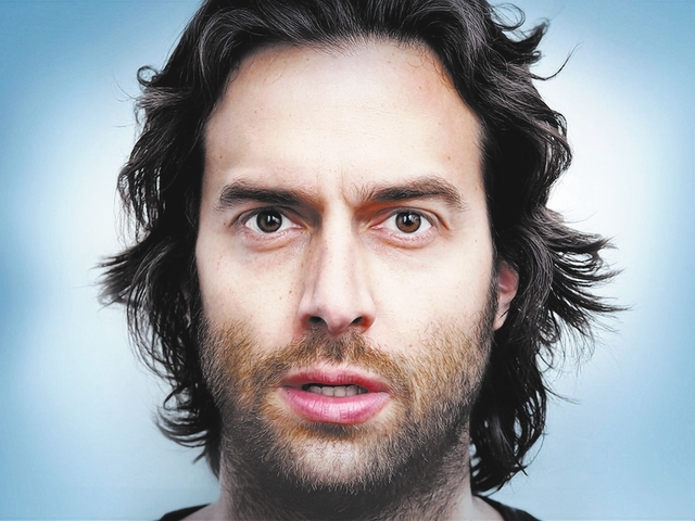 """Former """"Whitney"""" co-star Chris D'Elia will return to sitcoms in NBC's """"Undateable."""" (Courtesy)"""