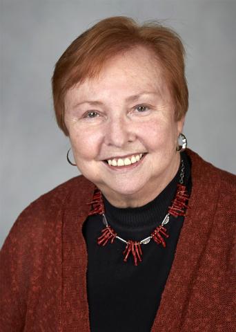 Barbara Atkinson (GERI KODEY/ UNLV Photo Services)