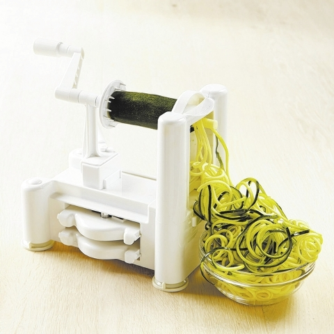 Paderno Spiralizer, $39.95 (Williams-Sonoma)