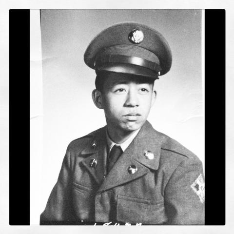 Eugene Ramos, 17-years-old, 1950. Courtesy of the Ramos Family.