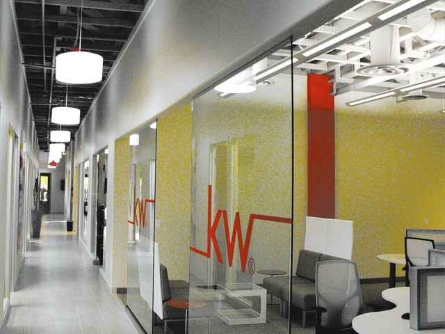 Keller Williams Realty Southern Nevada just opened its new office in Henderson, 10424 S. Eastern Ave. (Special to View)