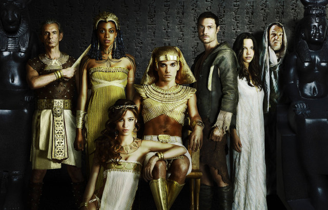 "The world of ancient Egypt - a time of magic, Pharaohs, gods and thieves - lives again in HIEROGLYPH, an exciting action-adventure series from creator/executive producer Travis Beacham (""Pacific R ..."