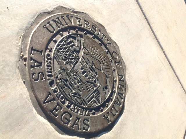 Baker and Associates LLC of Atlanta will assist in the selection of candidates for the next UNLV president. The search will probably not be completed before the fall term begins. (Greg Haas/Las Ve ...