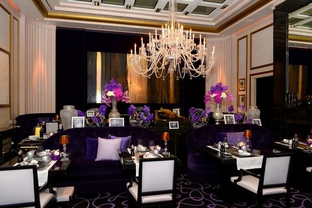 Joёl Robuchon restaurant in MGM. (Courtesy photo by Bryan Steffy.)