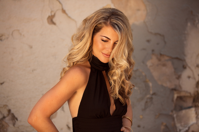 Singer Morgan James performs Friday night at The Smith Center's Cabaret Jazz. (Courtesy)