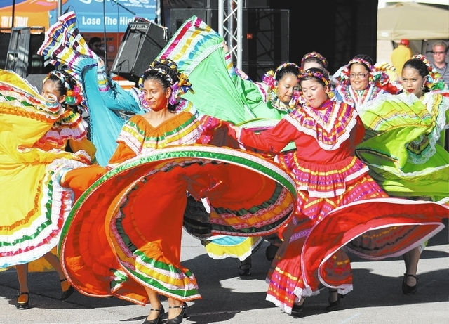 This weekend's Latin International Festival of Talent (LIFT) at the Rio is one of three ethnic festivals scheduled in Las Vegas this weekend. (Courtesy)