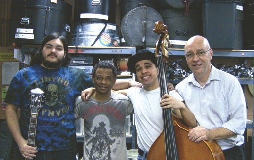 CSN's Latin Jazz Band will perform Sunday afternoon at FACTS (Fine Arts Collaboration of Teachers and Students), a benefit for CSN's Music Scholarship Fund. (Courtesy)