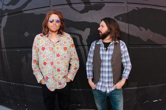 """Brent """"BK"""" Kessler and Matt Norcross of Leaving Springfield (Courtesy/Karen Mandall)"""