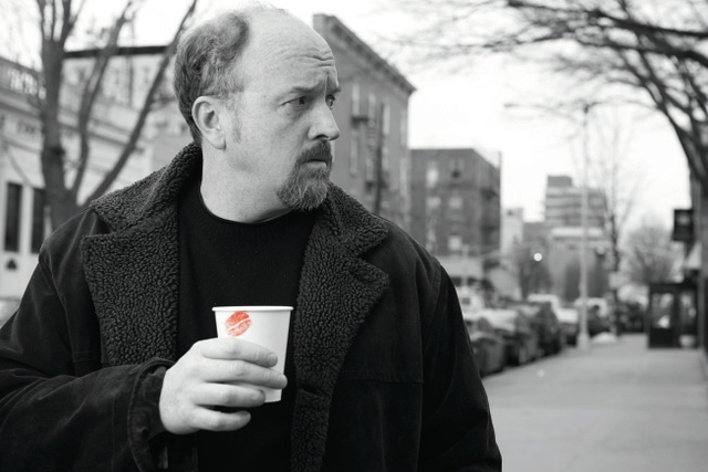 """Louis C.K. stars in """"Louie,"""" returning at 10 p.m. Monday on FX. (Frank Ockenfels/FX Networks)"""