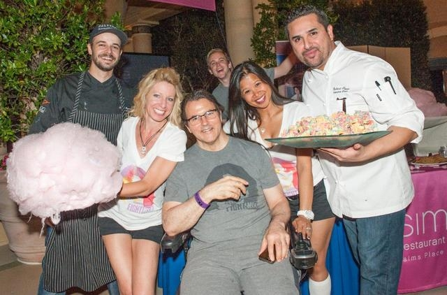 The Venetian and the Palazzo Las Vegas hosted the Las Vegas Epicurean Affair with James Beard Award-winning chef Julian Serrano May 22 to benefit the Nevada Restaurant Association's educational  ...