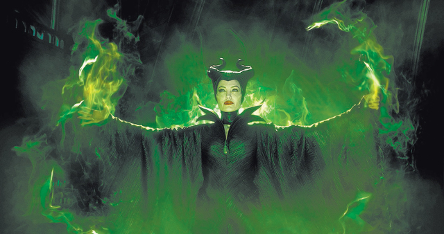 "Disney's ""MALEFICENT""..Maleficent (Angelina Jolie)..Photo Credit: Film Frame..©Disney 2014"