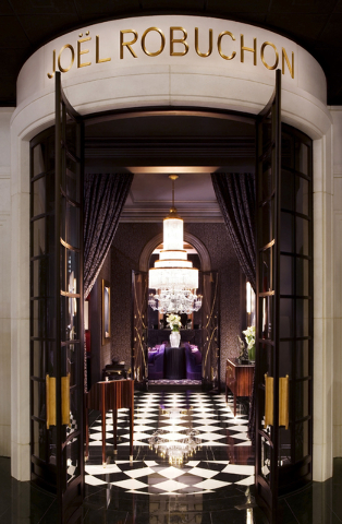 Entryway (Courtesy MGM Resorts International)