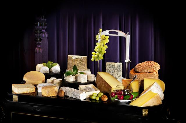 Cheese cart (Courtesy MGM Resorts International)