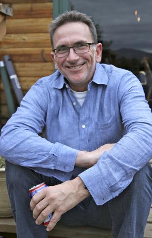 Chef Rick Moonen (Courtesy Roni Fields)