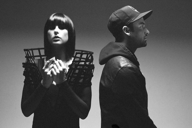 """Phantogram's latest album, """"Voices,"""" is by turns stirring and understated. (Courtesy)"""