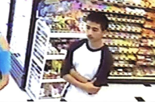 The suspect is described as being 18 to 20 years old, 5 feet 7 inches tall and weighing 140 to 160 pounds. (Courtesy)