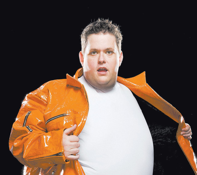 Comedian Ralphie May performs Friday and Saturday at the South Point. (Courtesy)