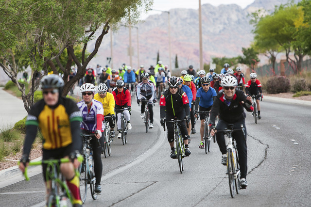 Tour de Summerlin 2014