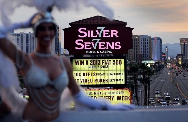 Affinity Gaming owns the off-Strip Silver Sevens. (Review-Journal File Photo)