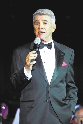 Comedian Tom Dreesen, Frank Sinatra's longtime opening act, shares memories of the singer -- and his own brand of humor -- this weekend at The Smith Center's Cabaret Jazz. (Courtesy)