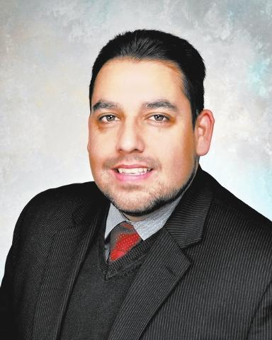 Stavan Corbett, new school board trustee