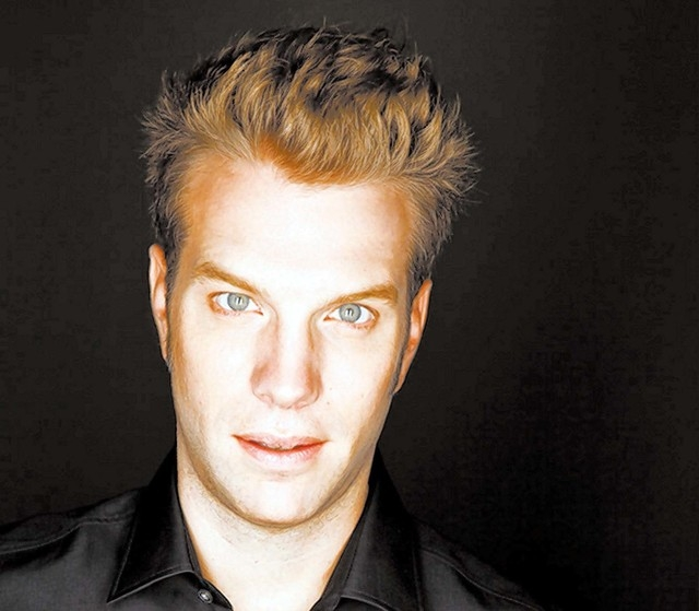 """Over-the-top, off-color comic Anthony Jeselnik broke through as a stand-up after writing for """"Late Night with Jimmy Fallon"""" and Comedy Central's celebrity Roasts. (Courtesy)"""