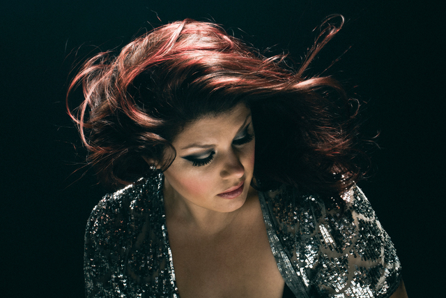 Singer Jane Monheit returns to The Smith Center's Cabaret Jazz this weekend. Photo credit: Timothy Saccenti. Courtesy photo.