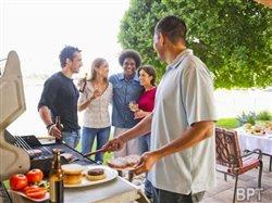 Grilling enhances the flavors of summer