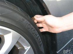 Keeping your eyes (and tires) on the road