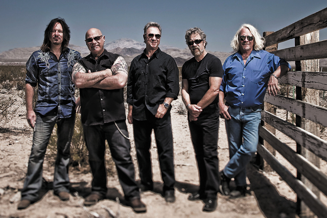Creedence Clearwater Revisited will make a return appearance to Junefest. (Courtesy)