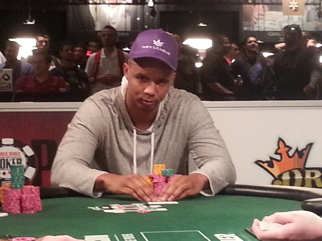 Phil Ivey won the $1,500 buy-in Eight-Game Mix event in front of a large crowd at the Rio Convention Center late Friday, besting 484 other players to earn his 10th WSOP gold bracelet and ensure he ...