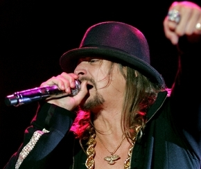 Kid Rock, aka Bob Richie, will perform a two-night gig at the Boulevard Pool deck.