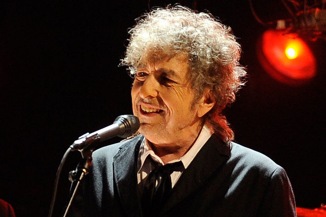 "A working draft of Bob Dylan's ""Like a Rolling Stone,"" in Dylan's own hand, sold for $2 million at auction Tuesday. (AP Photo/Chris Pizzello, File)"