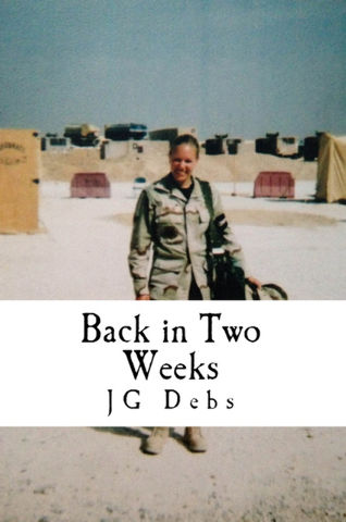 "Jennifer Debs shares her military experiences in ""Back in Two Weeks."" (Special to View)"