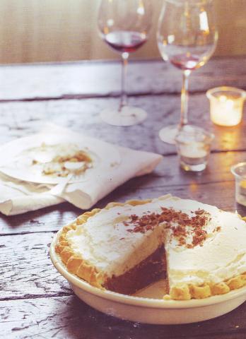French silk pie (Courtesy)
