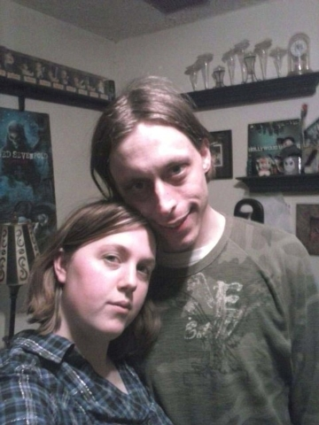 Amanda Miller, left, and Jared Miller are shown in this photo from Amanda Miller's Facebook page. (Courtesy, Facebook)
