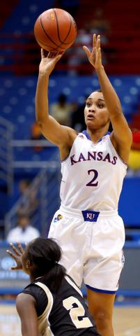 Dakota Gonzalez. (Courtesy University of Kansas)