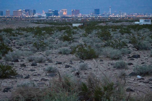 (Kristen DeSilva/Las Vegas Review-Journal)