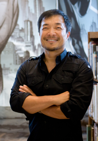 Jim Lee, appearing at the Amazing Las Vegas Comic Con on Saturday afternoon, is one of the most respected artists in American comics. His work on Marvel Comics' X-Men continues to hold the all-t ...