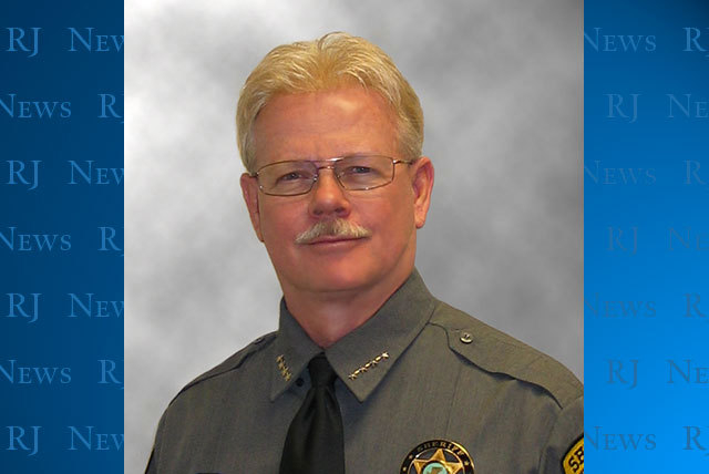 Mohave County Sheriff Sheahan announces retirement   Las Vegas