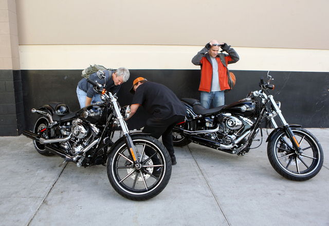 Las Vegas Ranks 2nd In Nation For Motorcycle Thefts Las Vegas