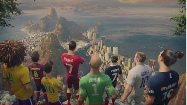 nike soccer ad the last game