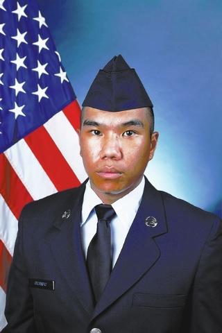 Airman 1st Class Justin M. Ocampo