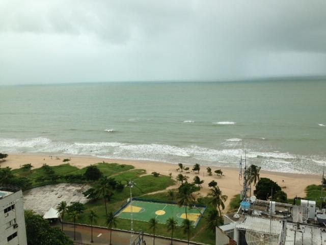The Boa Viagem beach area of Recife. (Brennan Karle)